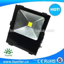 Fábrica de China 7000 lúmenes proyector llevado 100w reflector de haz estrecho proyector LED 50w 10-150w