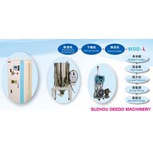 Secador de desumidificador de ar para secagem de plástico