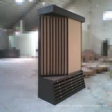 Деревянная стойка дисплея/дисплея для плитки/Дисплей стойки