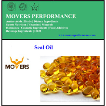 Seal Oil/ Plant Capsules /No Preservatives