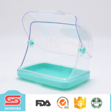 Wholesale clear clean keep kitchen plastic storage container with cover