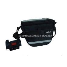 600d Polyester Bicycle Handlebar Bag for Bike (HBG-049)