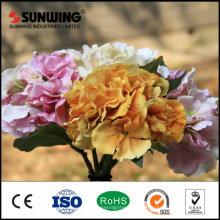 ramos de flores artificiales gigantes de alta calidad rosas