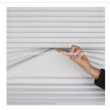 ladder string wand tilt with tilt up aluminum window 25MM Aluminium slats venetian aluminum blinds