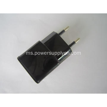 EU Plug Phone Travel Charger 5V2.1A