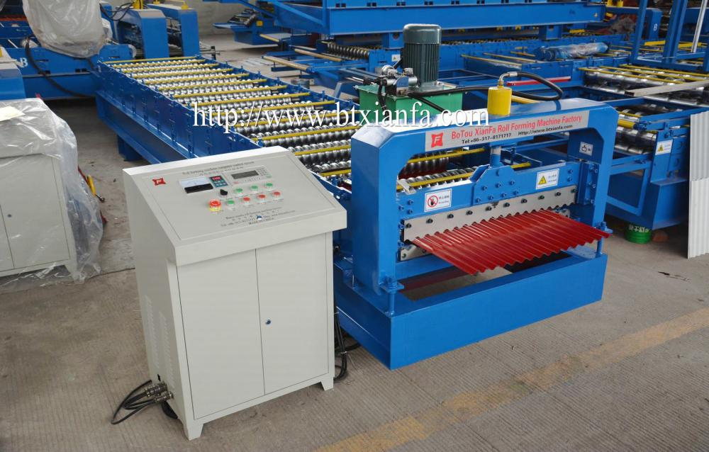 Aluminium Sheet Rolling Machine