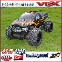 China goods wholesale 4WD Gas Car , toy car model