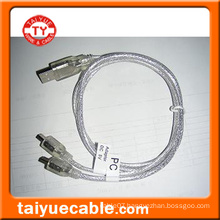 USB 2.0 AM/AF Y Cable