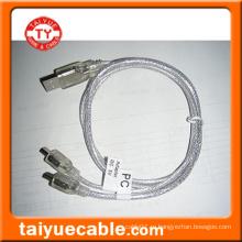 Кабель USB 2.0 AM / AF Y