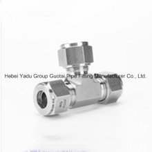 Pipe Fitting Alloy Male Lateral Tee