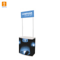 Portable advertising promotion counter