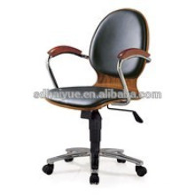 2017 Modern Swivel Plywood Office Chair with Oval Back