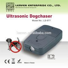 Alta potencia portátil ultrasónico perro repelle perro perseguidor entrenador de perros