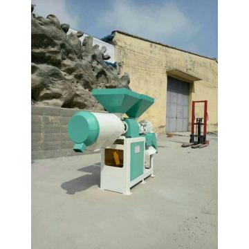 Kecil Sorghum Maize Corn Peeling and Milling Machine