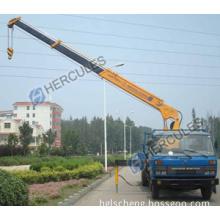 Telescopic Boom Truck-Mounted Crane (SQ12SA3)