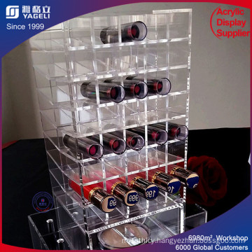 Tansparant Acrylic Display for Lipstick