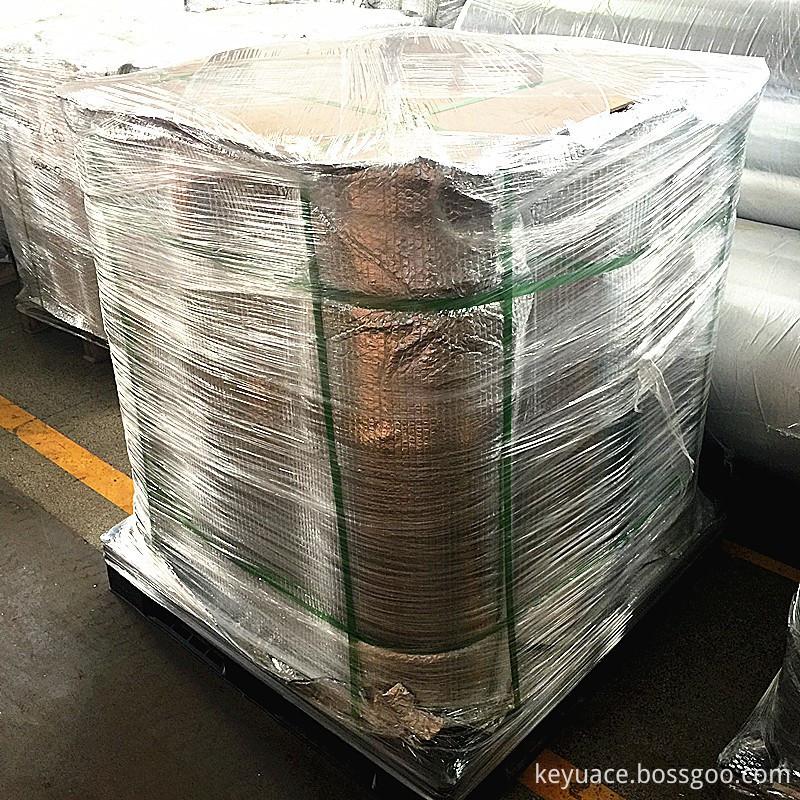 insulation fire resistant aluminum foil glass fiber cloth