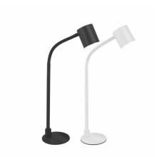 Schwarze LED Schreibtischlampe mit Fernbedienung