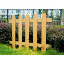 1000*800 2014 Eco-Friendly Hot Sale Cheap Outdoor Wood Plastic Composite WPC Fence (CKW-DD2401)