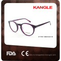 Hot Sale Acetate safe eyeglasses frame with certificate