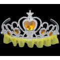Kids Plastic Tiaras Wholesale Fashionable Kids Princess Tiara