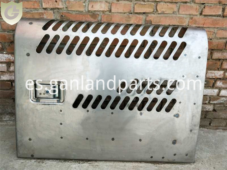 Side Panels For Excavator SK200