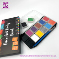 Große Menge an Paint Face Painting Kit Kinder