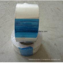 Ruban adhésif en aluminium 30 mm avec doublure