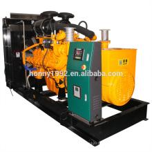 1000kW AC Type de sortie triphasé Génératrices électriques fonctionnant au gaz