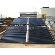 Chauffe-eau solaire complet de grande capacité 1000L