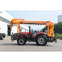 Smart off road crane rough terrain crane