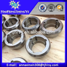 Taper bore weld-on-hub with material steel