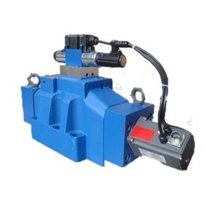 High-response directional valves 4WRTE