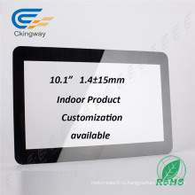 Оптическое покрытие Anti-Smudge (AS) 10.1 Inch Interactive Touch Glass Overlay