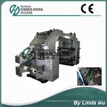 Máquina de impressão de folha de alumínio Roll to Roll (CH884-1000L)