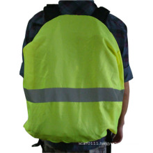 Reflective Strip 300d Oxford High Visibility Safety Bag Cover (YKY2811)