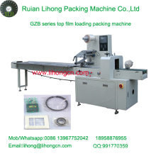 Gzb-350A High Speed Pillow-Type Automatic Metal Fittings Flow Wrapping Machine