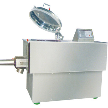 GHL High Speed Mixing Granulator in pigment