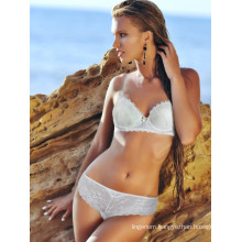 MIORRE WITHOUT OF FOAM TULLE BRA SLIP
