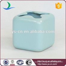 YSb50085-01-th European design blue chinaware toothbrush holder product