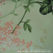Polyester-bedrucktes Gewebe der Anzug-Futter der Frauen