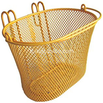 Good Coating Bicycle Basket