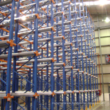 Factory warehouse racking heavy duty drive in pallet rack