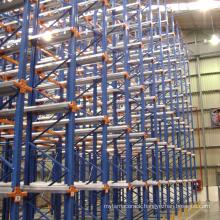 Factory warehouse racking heavy duty drive in pallet rack