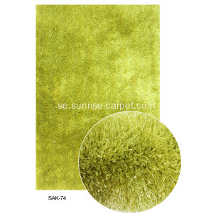 Polyester Silk Shaggy Thin Garn