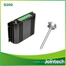 Sensor de consumo de combustible para la estación base