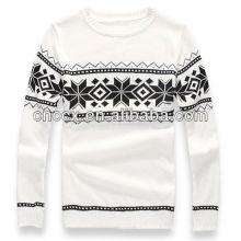 13STC5085 suéteres natalinos unisex natal suéteres