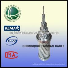 Cable de alimentación ACSR Strand de la rejilla estatal