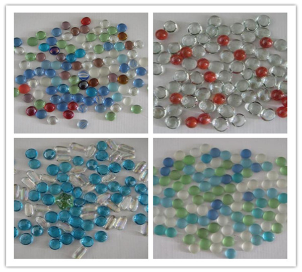 Cheap glass gems