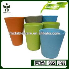Venta caliente de la taza del cofre de bambú durable